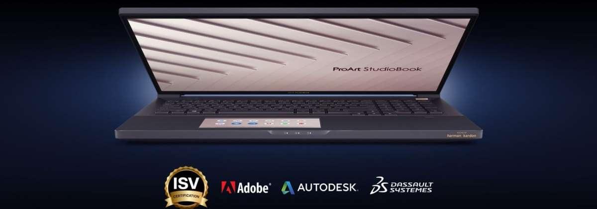 Laptop Asus ProArt W730G2T-11