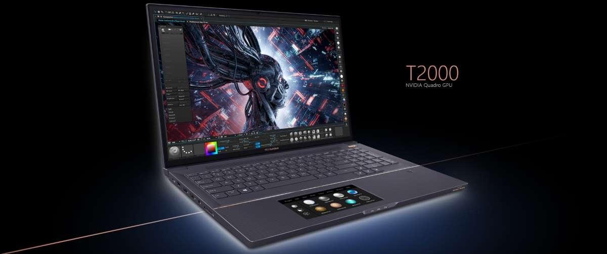 Laptop Asus ProArt W730G2T-5