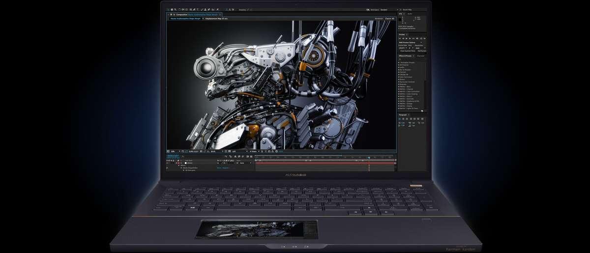Laptop Asus ProArt W730G2T-7