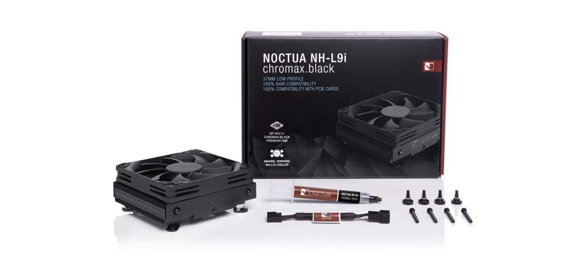 Tản nhiệt khí CPU Noctua NH-L9i CH.BK full box