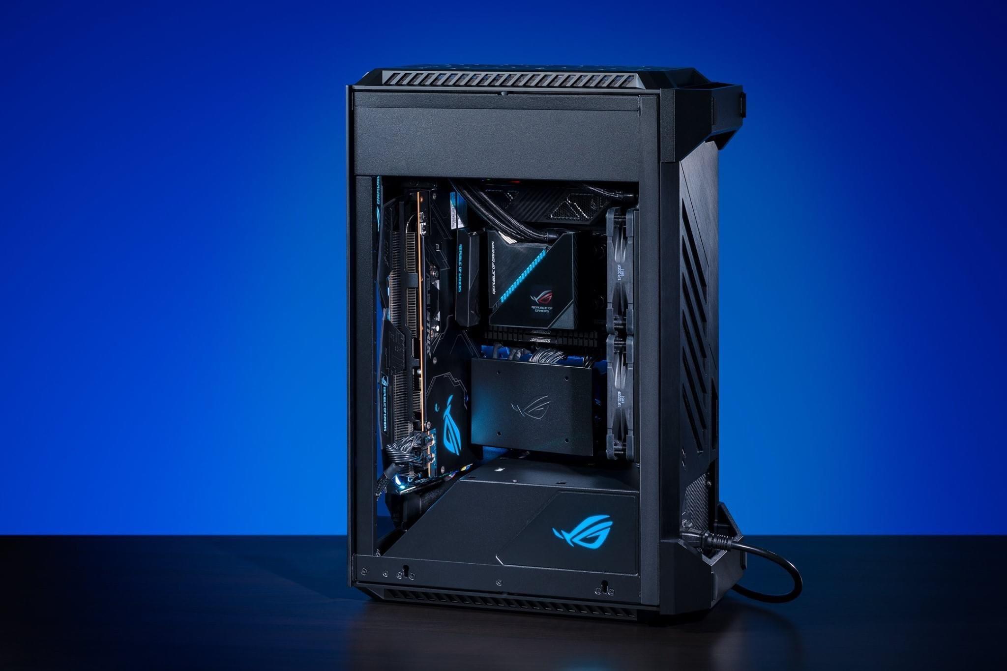 Asus ROG Z11 ITX (Mini ITX Tower/Màu đen) giới thiệu 4