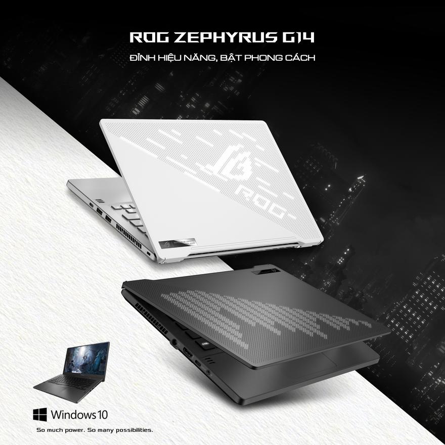 Asus Gaming ROG Zephyrus GA401-1