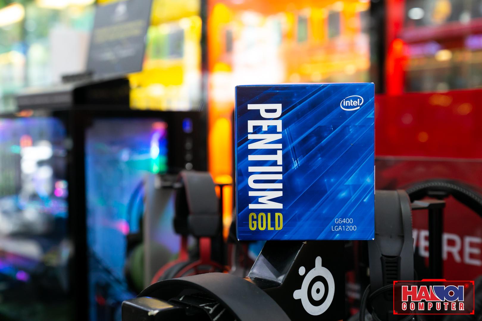 CPU Intel Pentium G6400
