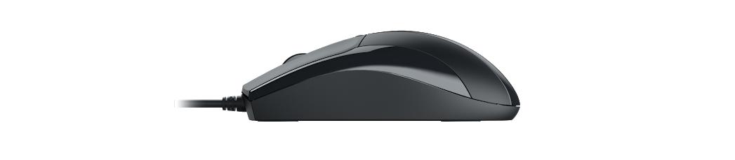 Chuột chơi game Dareu LM103 Black (USB/Đen)  có độ bền cao