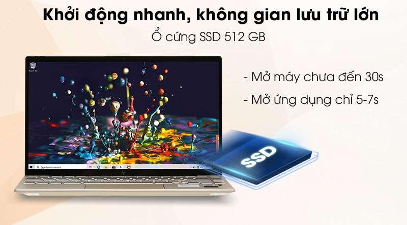 Máy tính xách tay HP Envy 13 - ba0047TU 171M8PA