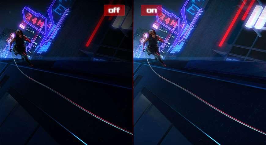 Màn hình Asus ROG XG27UQ shadow boost
