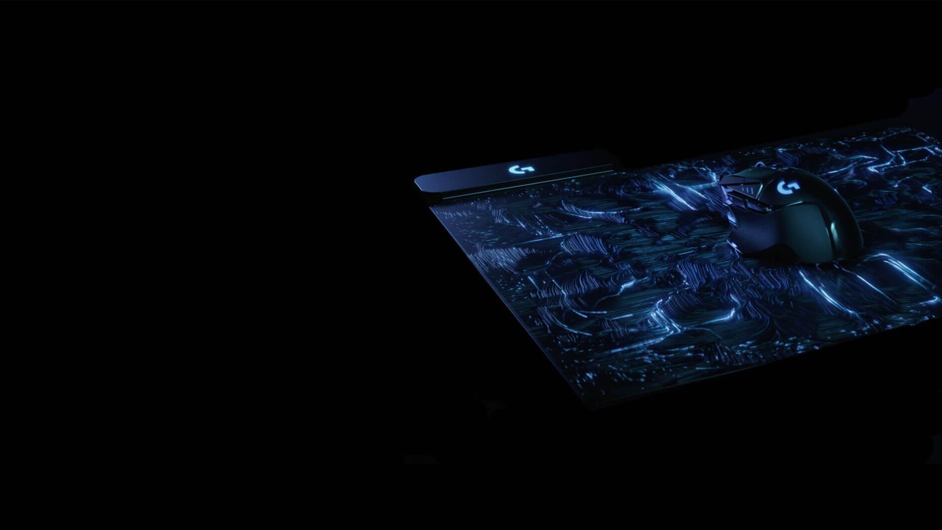 Chuột Chơi game Không dây Logitech G502 Lightspeed (USB/RGB/Đen)  có thể sạc không dây với bàn di chuột Logitech PowerPlay