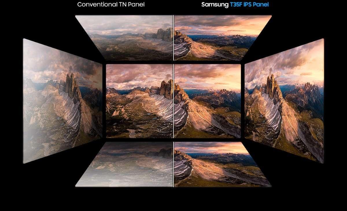 Màn hình Samsung LF22T350-2