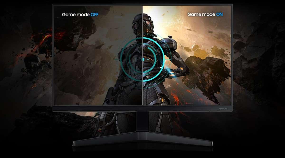Màn4 hình Samsung LF22T350-