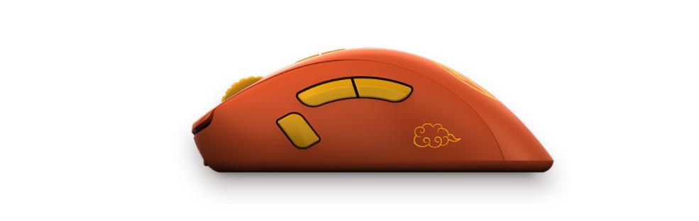 Chuột AKKO RG325 Dragon Ball Z - GOKU có form cầm quen thuộc