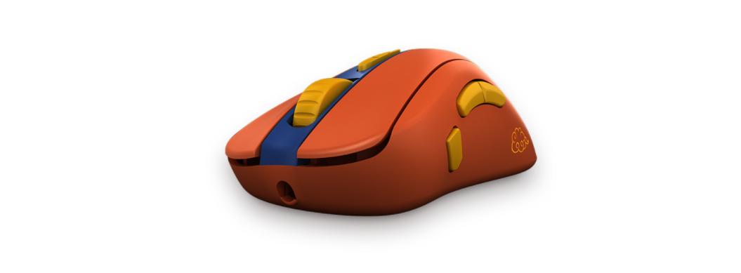 Chuột AKKO RG325 Dragon Ball Z - GOKU trang bị mắt cảm biến chính xác
