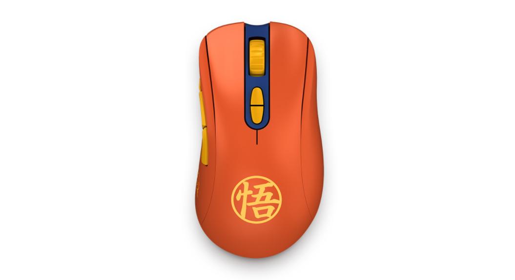 Chuột AKKO RG325 Dragon Ball Z - GOKU có thiết kế độc đáo