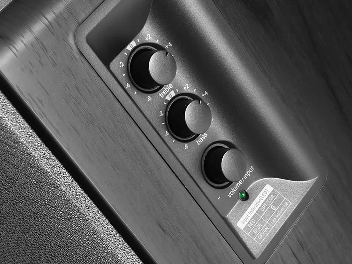 Speaker Edifier R1280DB Bluetooth 2.0 Brown 3