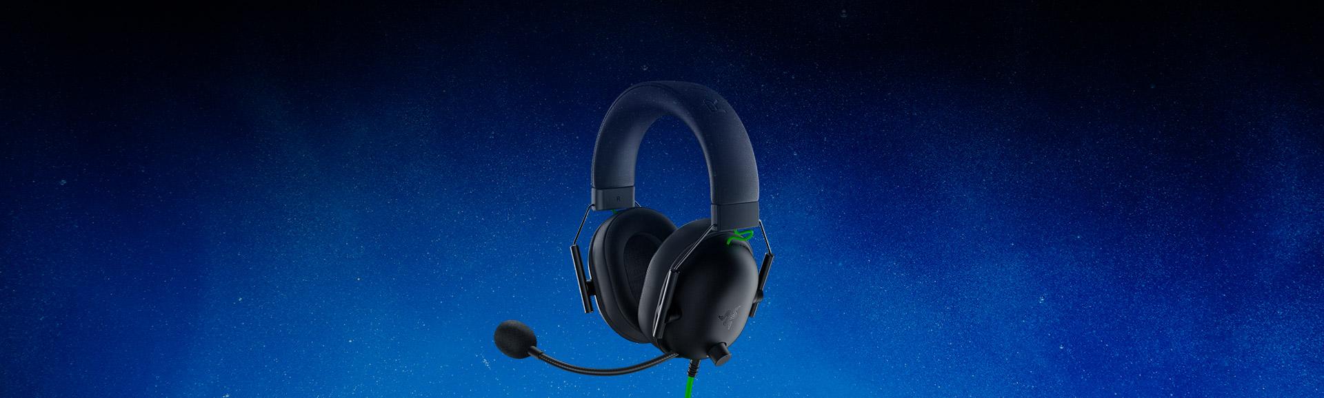 Tai nghe Razer BlackShark V2 X - Wired Gaming Headset - RZ04-03240100-R3M1 có trọng lượng vô cùng nhẹ và thoải mái