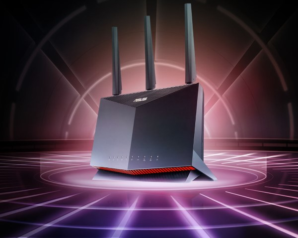Router Gaming ASUS RT-AX86