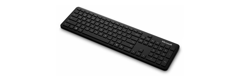 Bộ bàn phím chuột không dây Microsoft Bluetooth (màu xám) (QHG-00047) có thể kết nối với window nhanh chóng