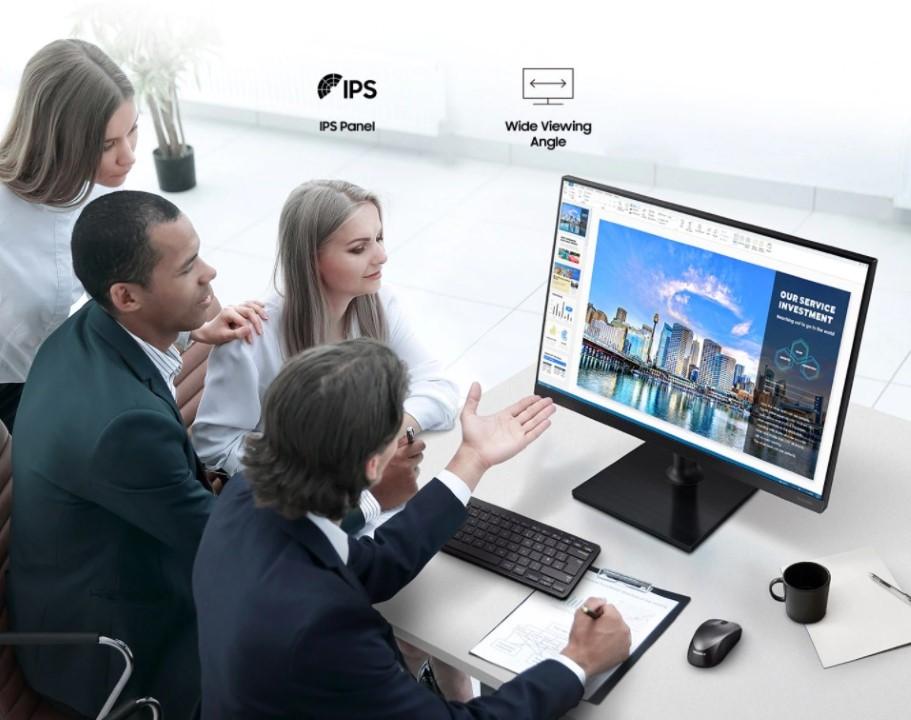 Màn hình Samsung LF27T450-2