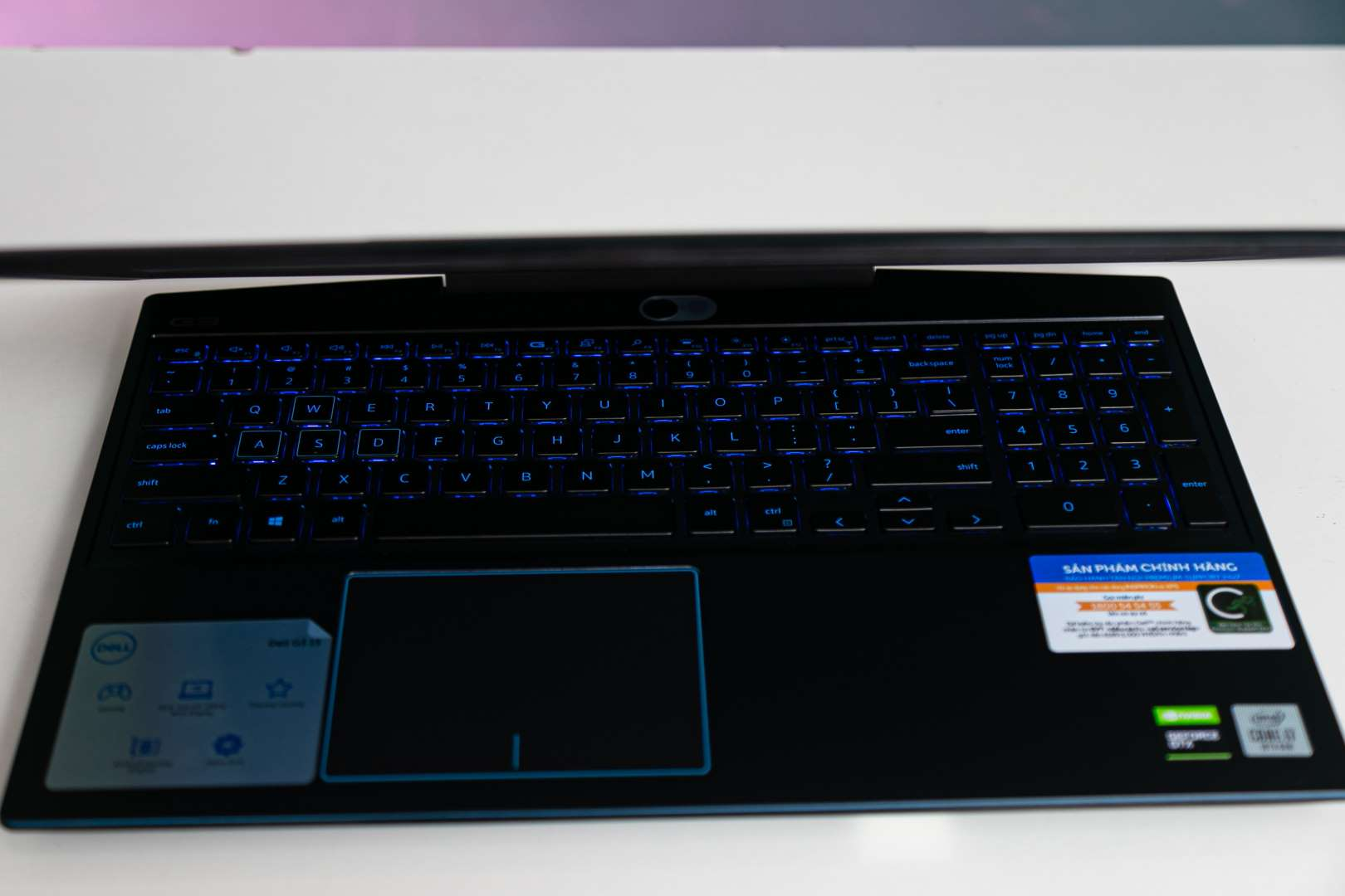 Laptop Dell Gaming G3-4