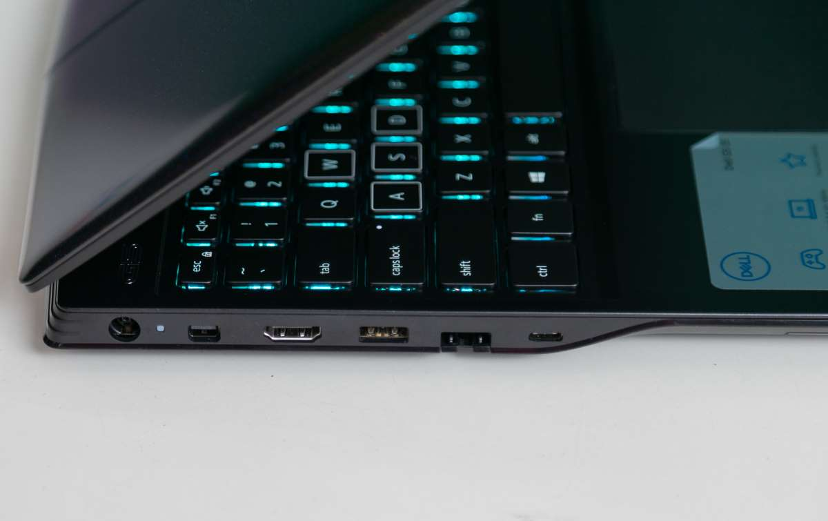 Laptop Dell Gaming G5-5