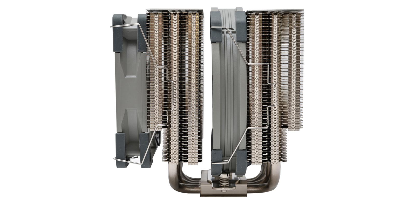Tản nhiệt khí Thermalright Frost Spirit 140 - Dual fan Extreme Performance CPU Cooler hỗ trợ đầy đủ các Socket phổ thông có trên thị trường