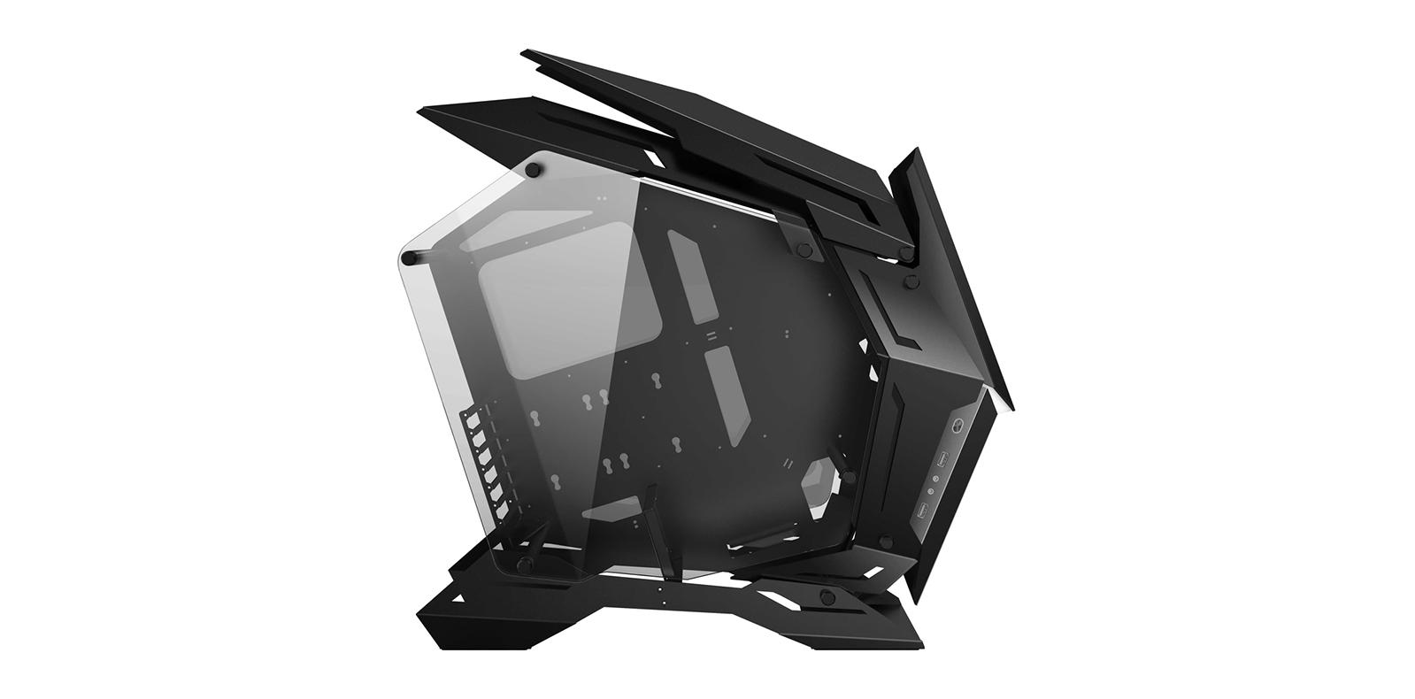 Jonsbo MOD3 Black (Mid Tower/Màu Đen) giới thiệu 3