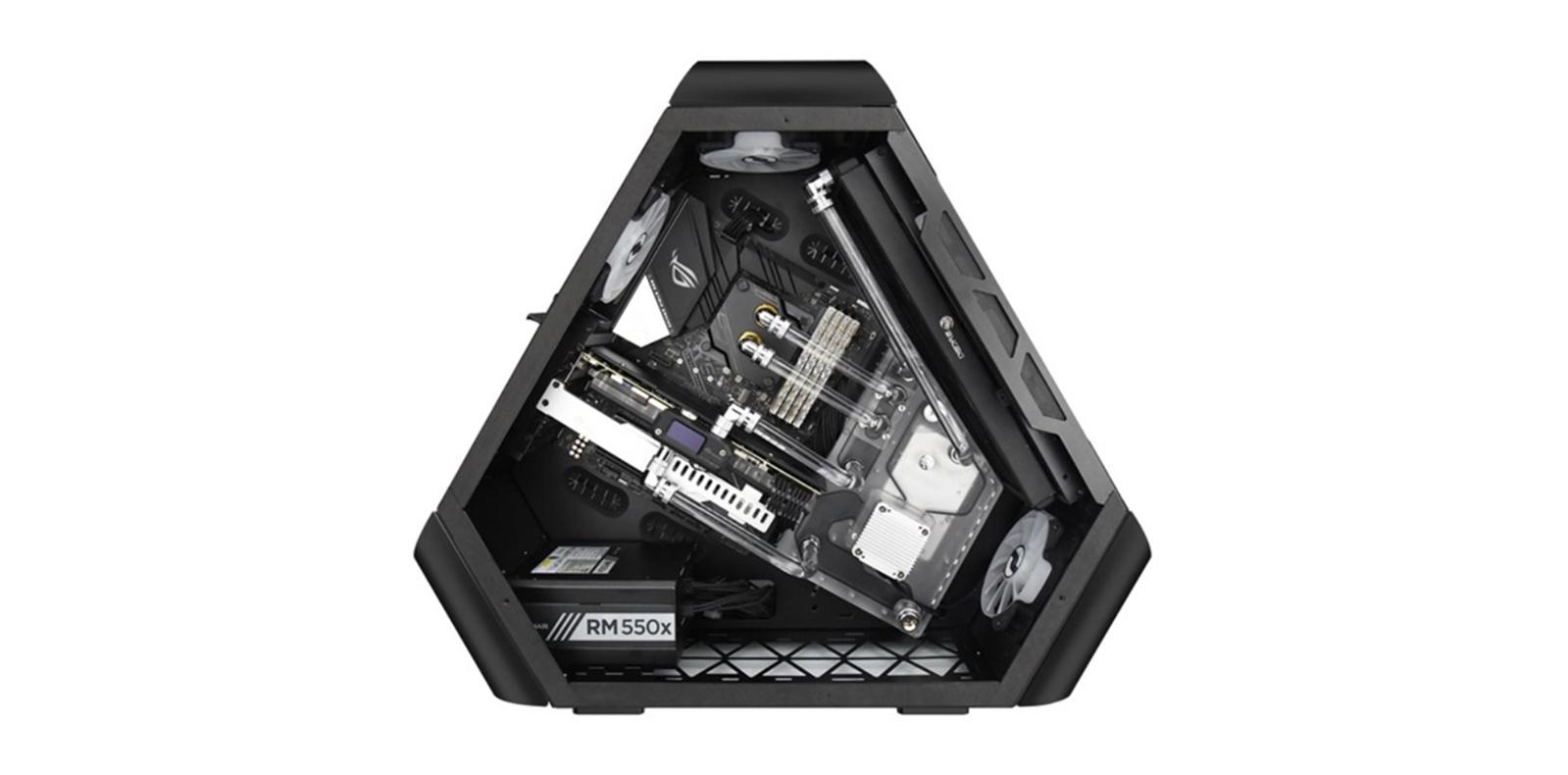 Case Jonsbo TR03 - A Black (Mid Tower/Màu Đen) giới thiệu 3