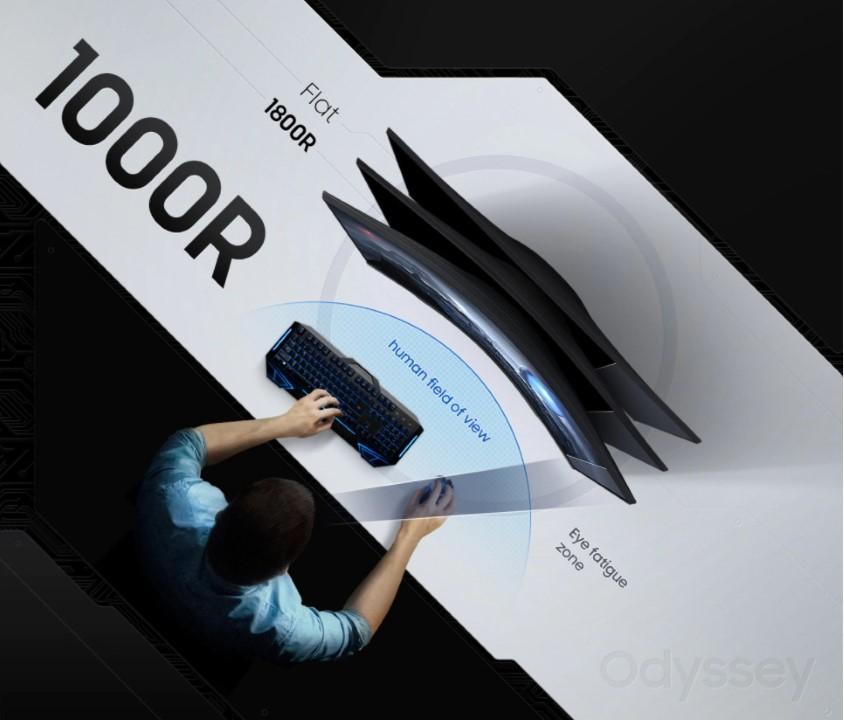 Màn hình Samsung LC27G55-1