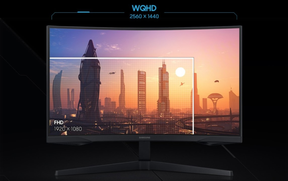 Màn hình Samsung LC27G55-2