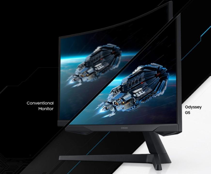 Màn hình Samsung LC27G55-4