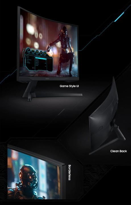 Màn hình Samsung LC27G55-7