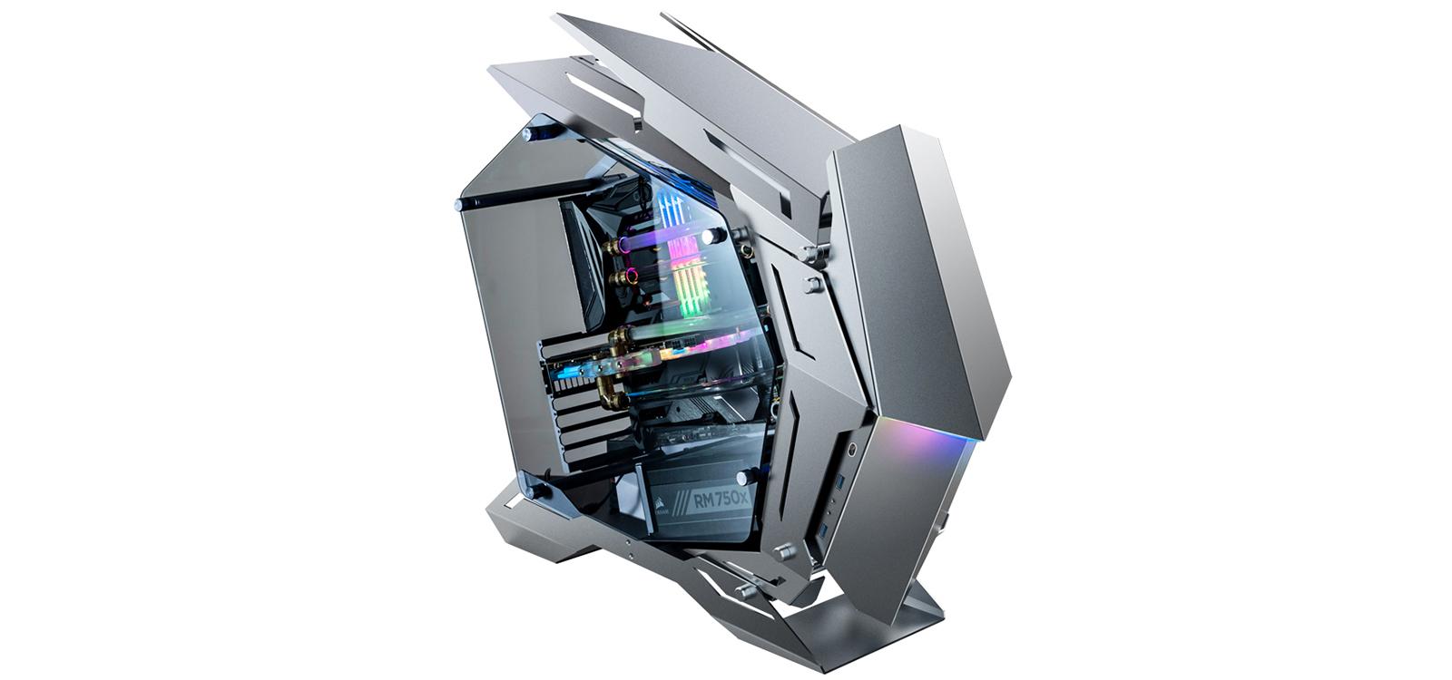 Case Jonsbo MOD3 Grey (Mid Tower/Màu Xám) giới thiệu 3