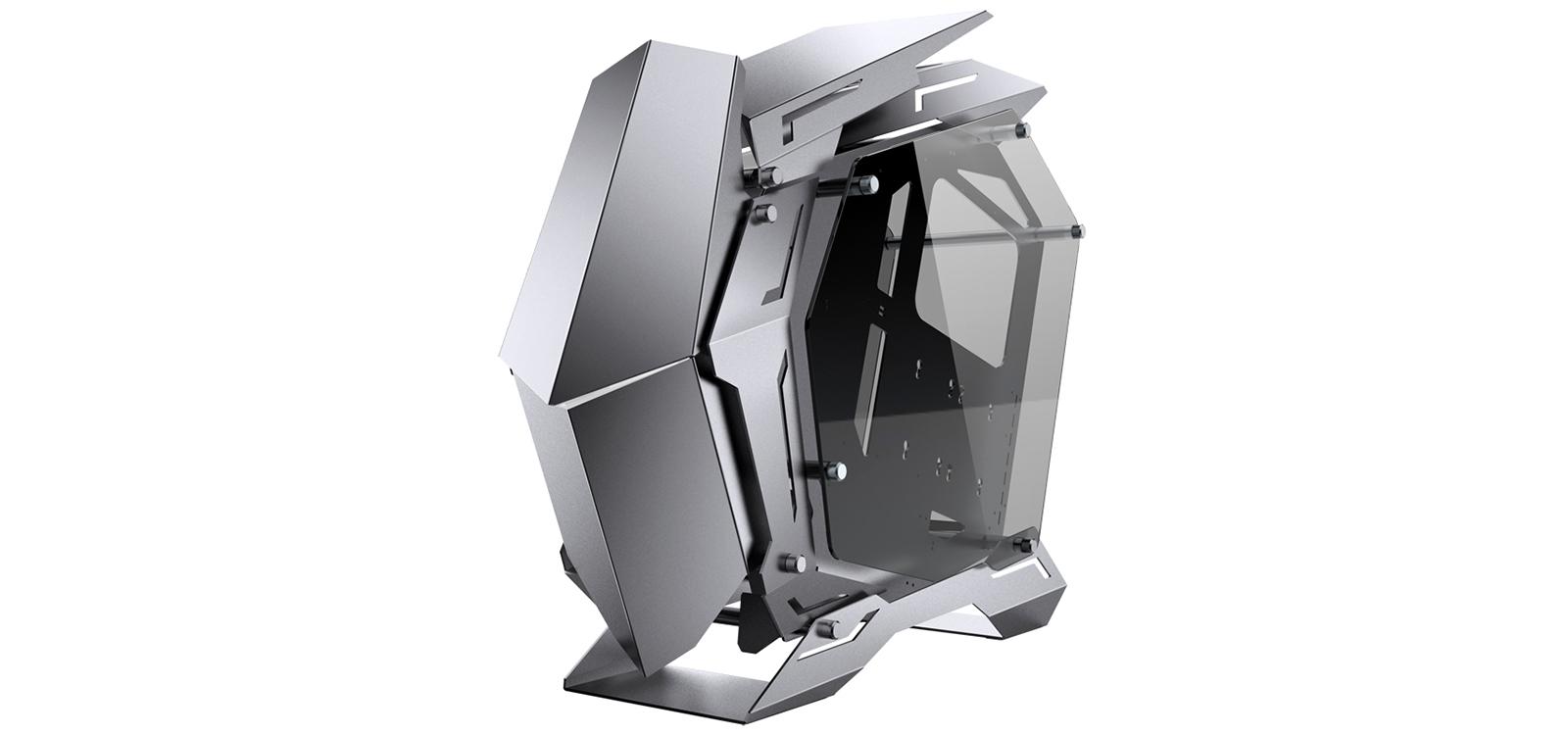Case Jonsbo MOD3 Grey (Mid Tower/Màu Xám) giới thiệu 2
