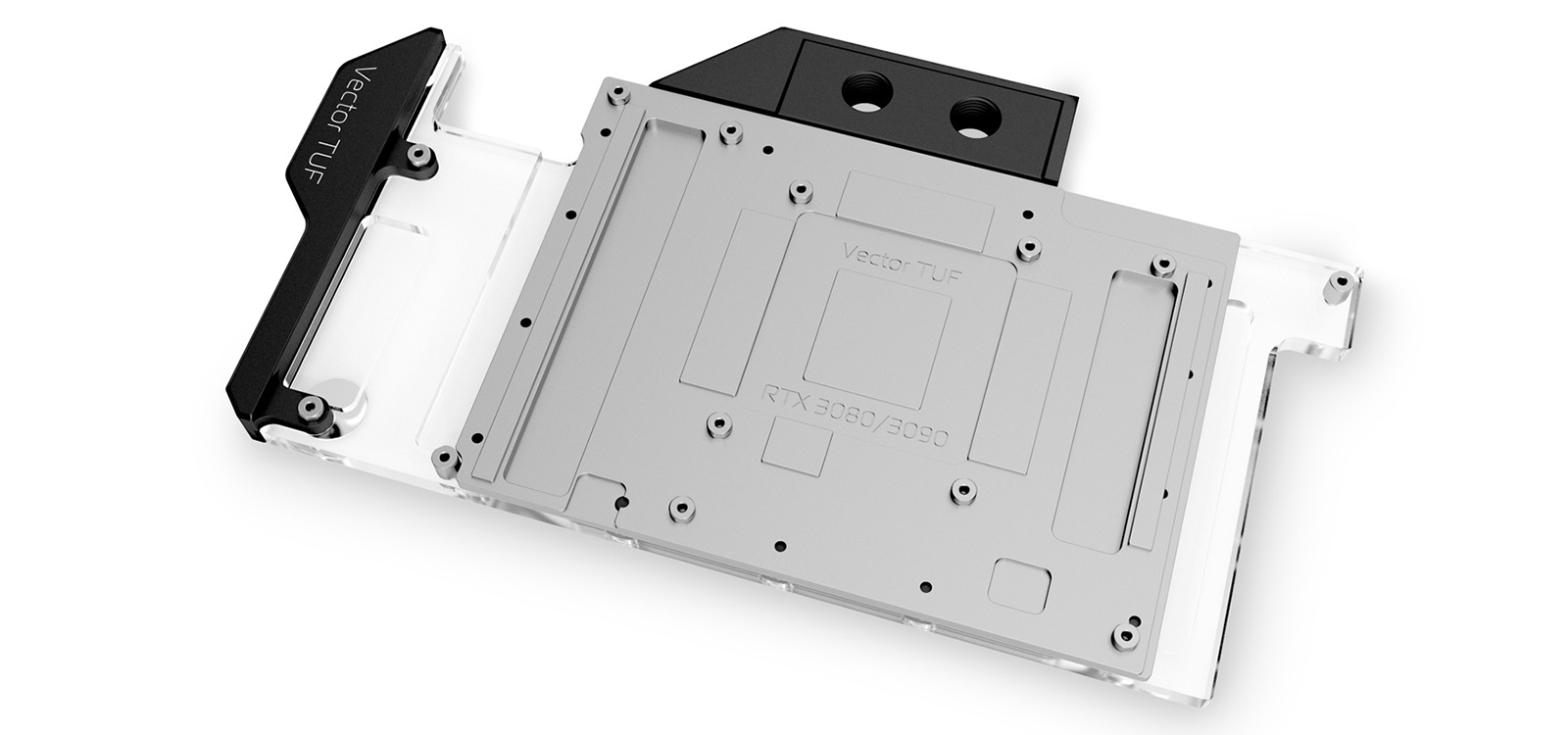 EK-Quantum Vector TUF RTX 3080/3090 D-RGB - Nickel + Plexi6