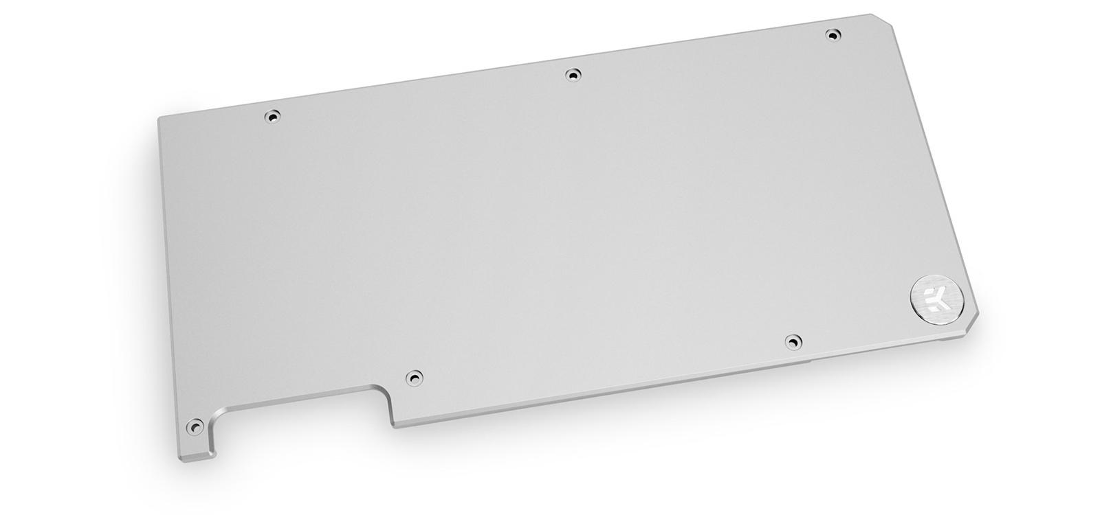 EK-Quantum Vector TUF RTX 3080/3090 Backplate - Nickel2