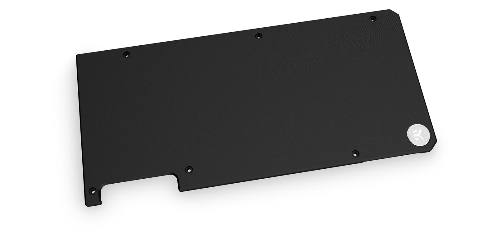 EK-Quantum Vector TUF RTX 3080/3090 Backplate - Black1