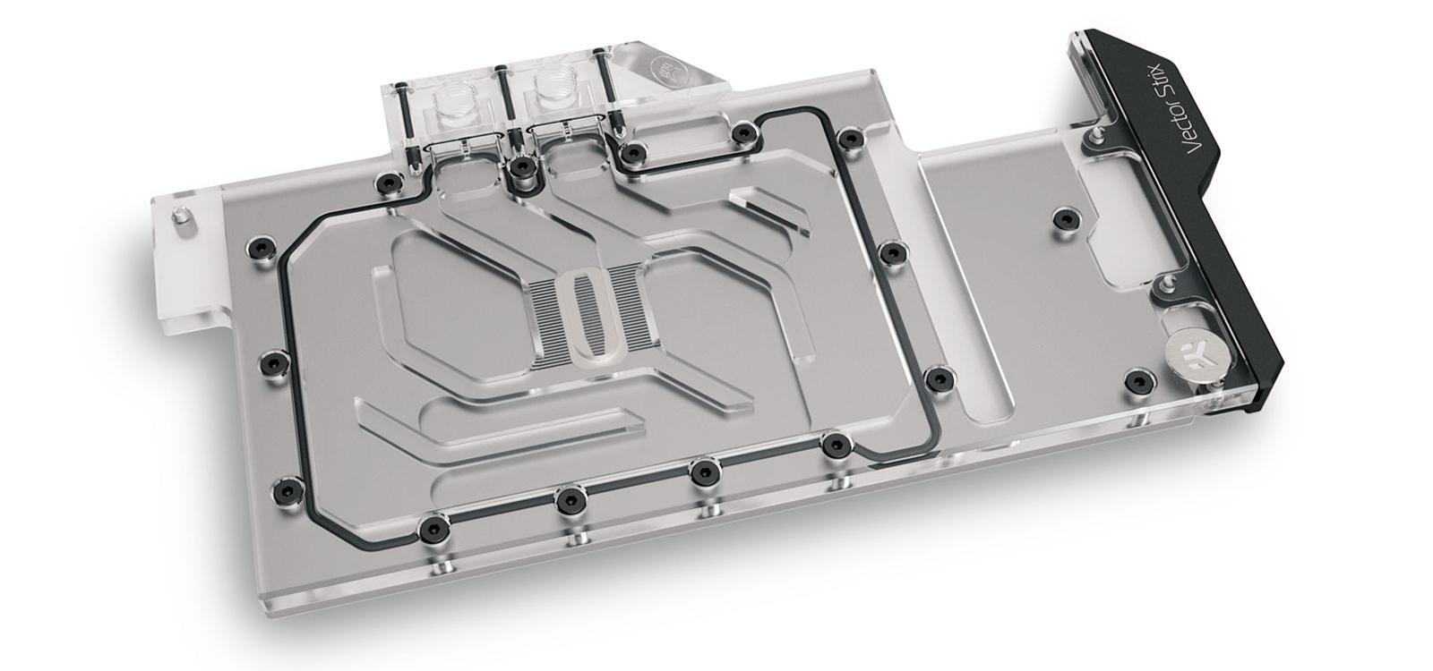 EK-Quantum Vector Strix RTX 3080/3090 D-RGB - Nickel + Plexi2