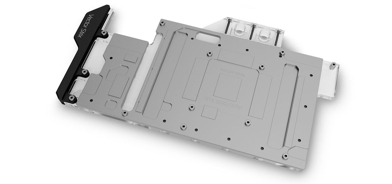 EK-Quantum Vector Strix RTX 3080/3090 D-RGB - Nickel + Plexi3