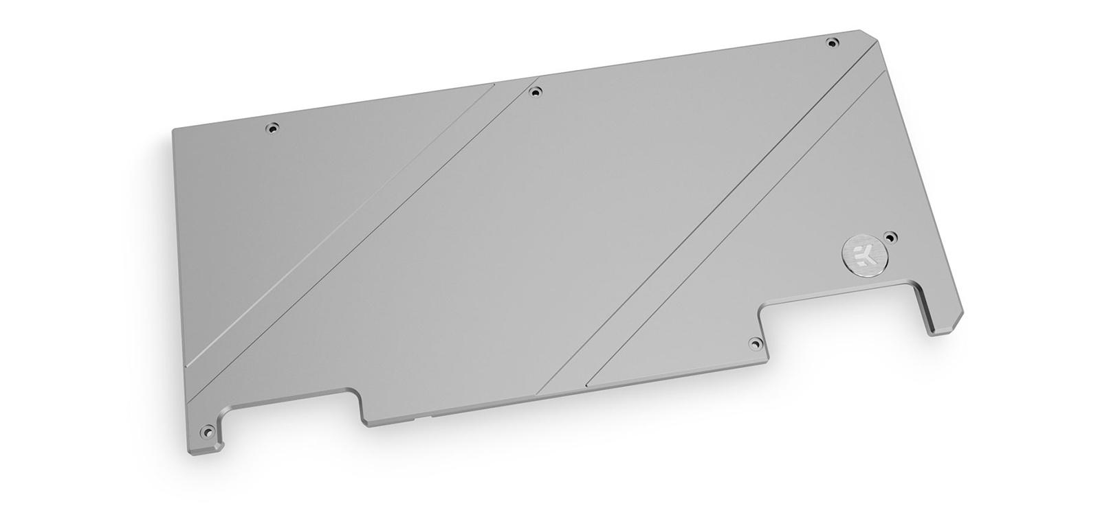 EK-Quantum Vector Strix RTX 3070/3080/3090 Backplate - Nickel1