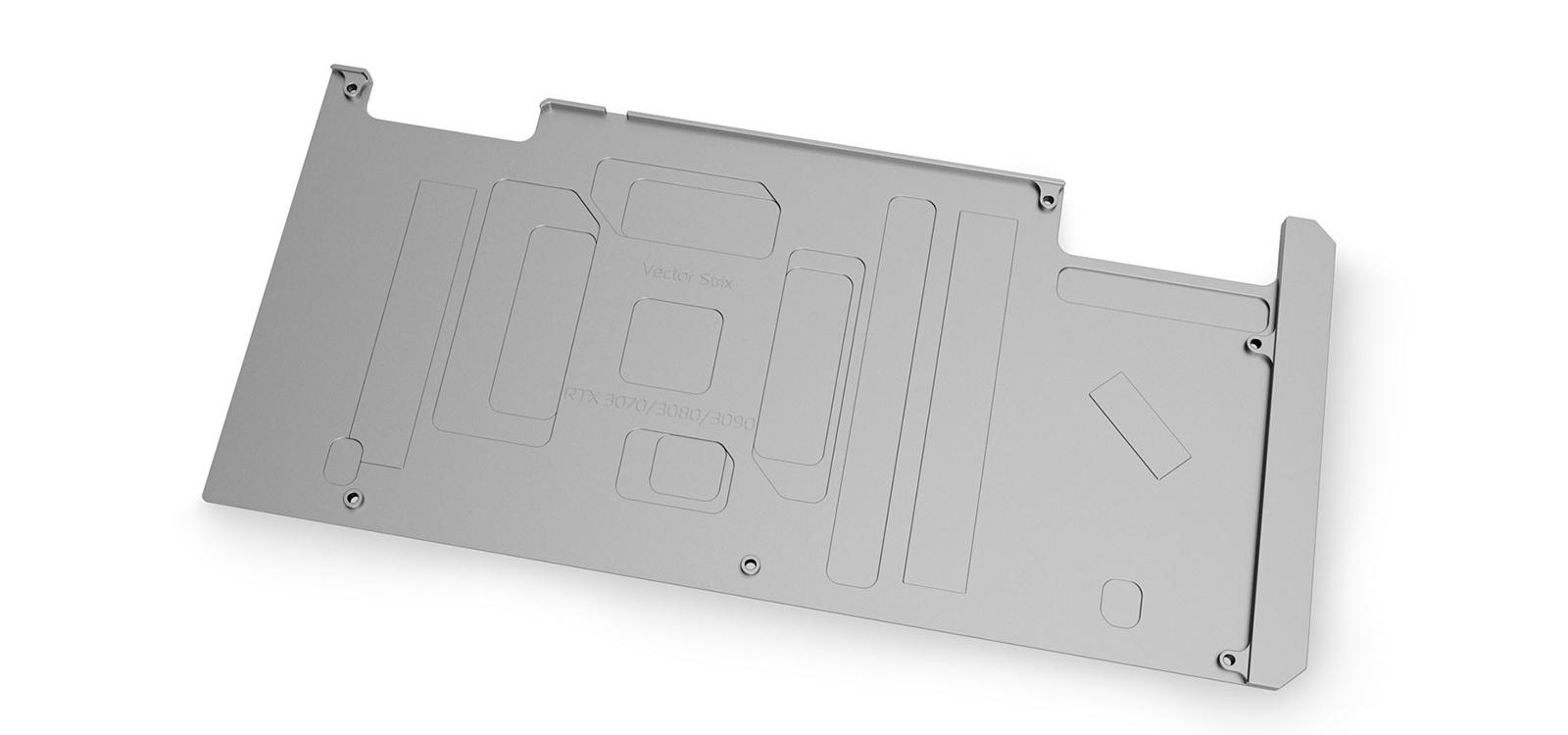 EK-Quantum Vector Strix RTX 3070/3080/3090 Backplate - Nickel2