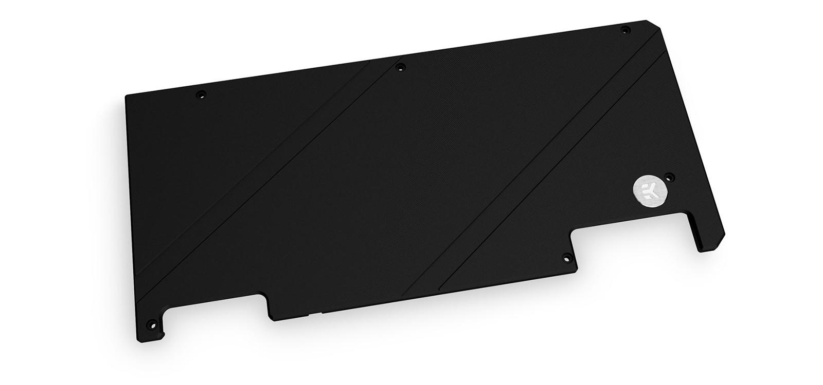 EK-Quantum Vector Strix RTX 3070/3080/3090 Backplate - Black1