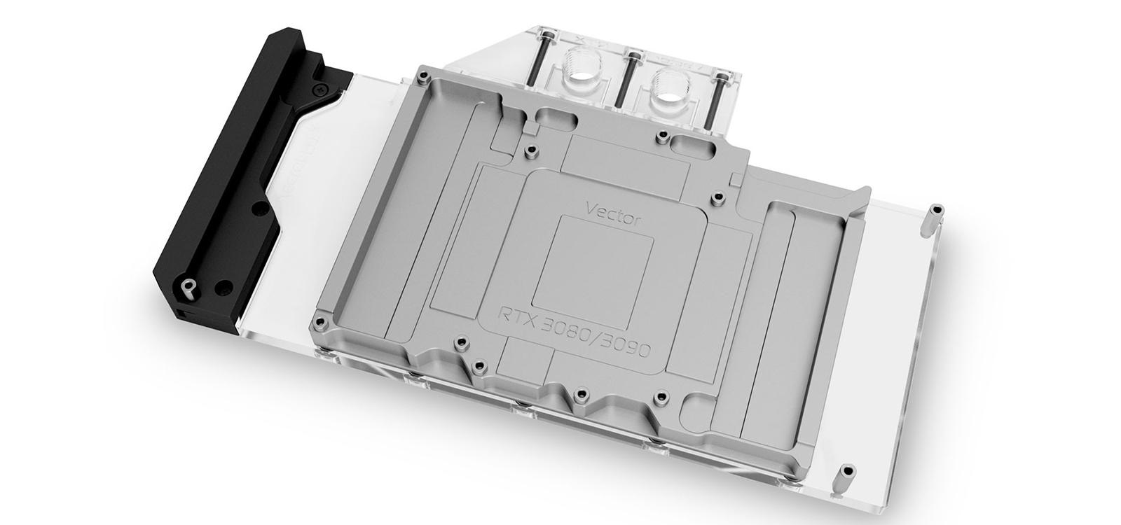 EK-Quantum Vector RTX 3080/3090 D-RGB - Nickel + Plexi2