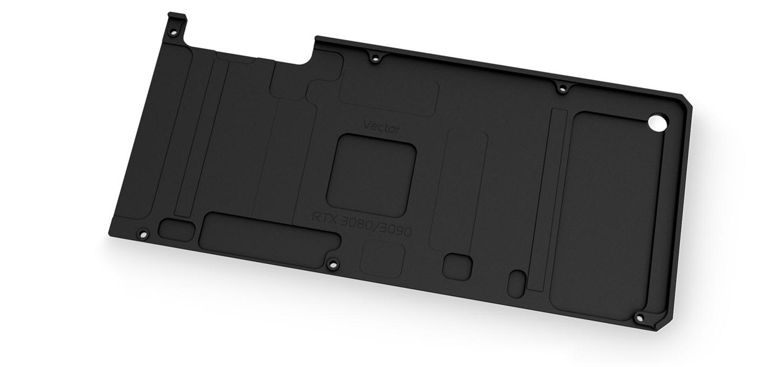 EK-Quantum Vector RTX 3080/3090 Backplate - Black2