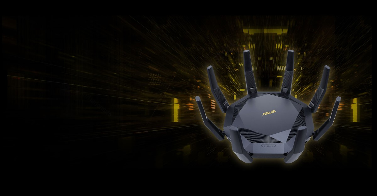 Router Gaming ASUS RT-AX89X 7