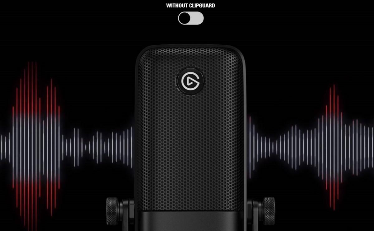 Microphone Elgato Wave 1 6