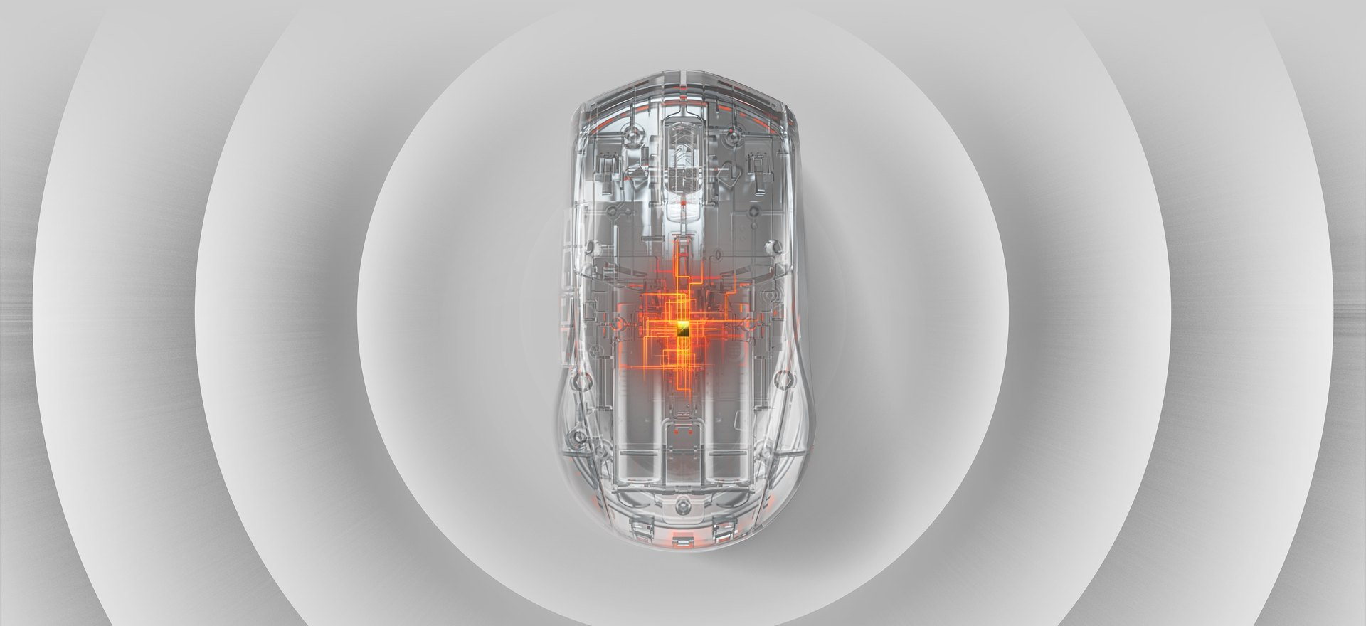 Chuột không dây Steelseries Rival 3 Wireless (62521) (USB/Đen) sử dụng công nghệ không dây tiên tiến cho độ trễ thấp