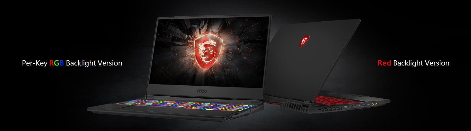 Laptop MSI Gaming GL75 Leopard-1