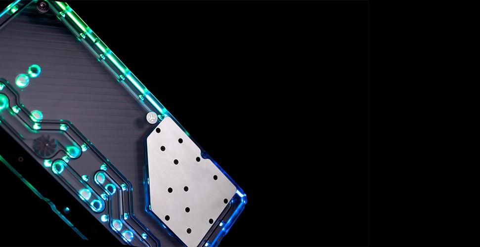 EK-Quantum Reflection PC-O11D D5 PWM D-RGB - Plexi4