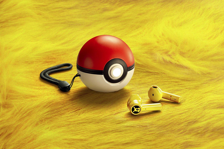 Giới thiệu Tai nghe Razer Pokemon Pikachu True Wireless Earbuds RZ12-02970200-R3D1
