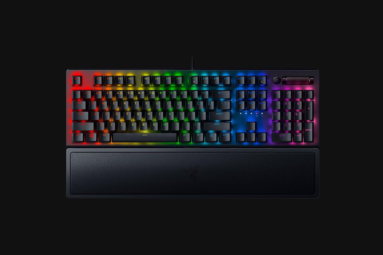 Giới thiệu Bàn phím Razer BlackWidow V3 (USB/Green switch) (RZ03-03540100-R3M1)