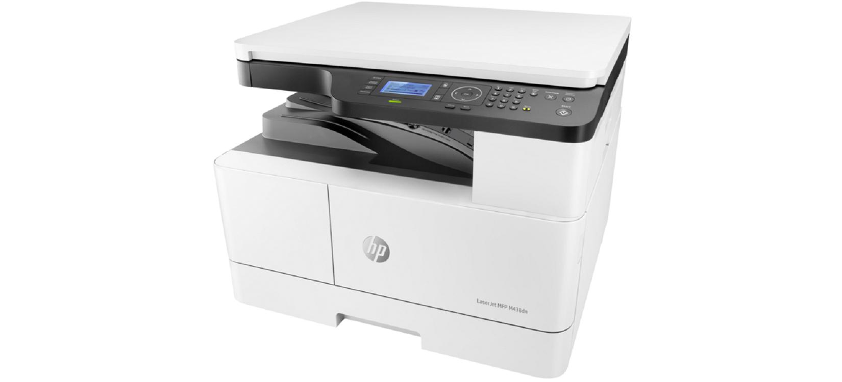 HP LaserJet M438dn
